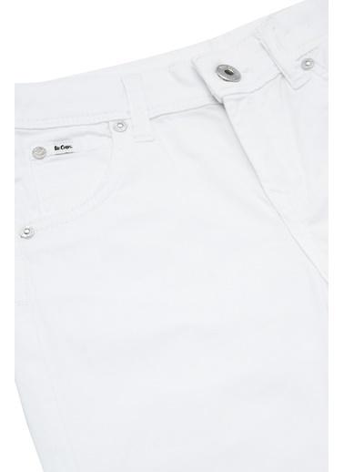 Lee Cooper Pantolon Beyaz
